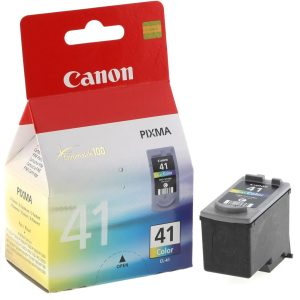 Canon 41 Colour Ink Cartridge
