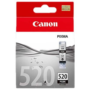 Canon 520 PGBK Black Ink Cartridge