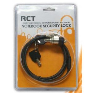 RCT Notebook Security Lock