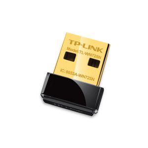 TP-LINK 150Mbps Wireless USB adapter, TL-WN725N