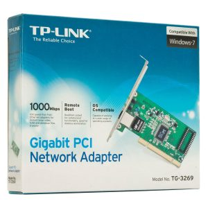 TP-Link Gigabit Ethernet PCI-Express Network Adapter TG-3269