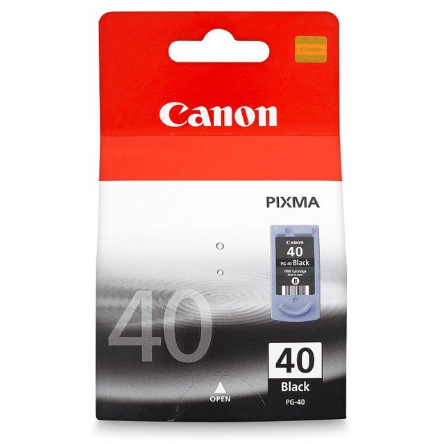canon pixma pg 40 black ink cartridge dt solutions computer sales and repairs l south coast. Black Bedroom Furniture Sets. Home Design Ideas