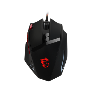 MSI Interceptor DS200 Ambidextrous Laser Gaming Mouse