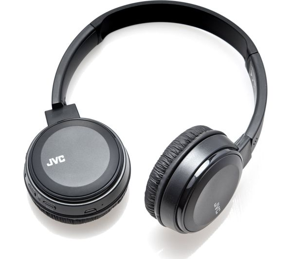 JVC HA-S30BT-B-E Wireless Bluetooth Headphones - DT Solutions
