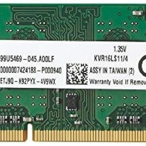 Kingston DDR3L 1600 Laptop RAM