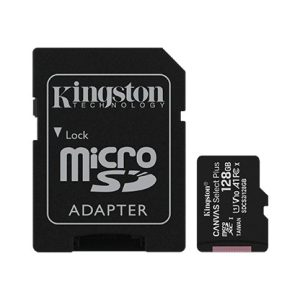 Kingston Canvas Select Plus microSD Card 128GB