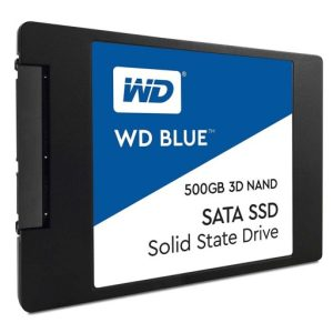 WD Blue 500gb SSD