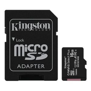 Kingston's Canvas Select Plus microSD