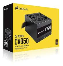 CORSAIR CV Series CV650 - 650 Watt Power Supply,